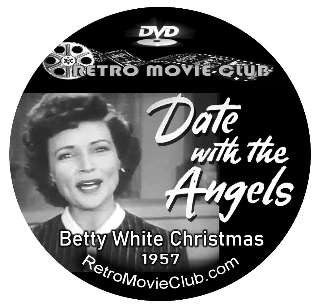Betty White Christmas